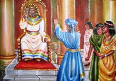 VAYIGACH – Le récit de la Paracha