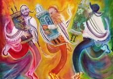 SIMHAT TORAH dans la mystique juive