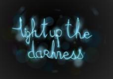 Comment chasser l'obscurité ?