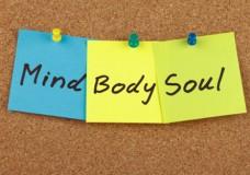 Le corps et l'âme sont liés !